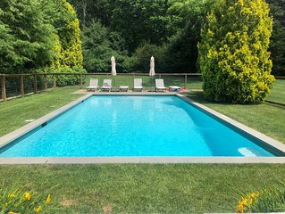 Gorgeous house, Heated pool - perfect for a family!