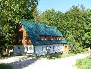 Ferienhaus Auerbach für 8 - 10 Personen mit 4 Schlafzimmern - Ferienhaus