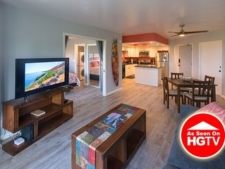 GORGEOUS 1 Bedroom in Sunny Maui! - AS SEEN ON TV!