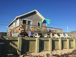 Ocean Front, Private Beach, Freestanding Cottage, Awesome Views Of Cape Cod Bay