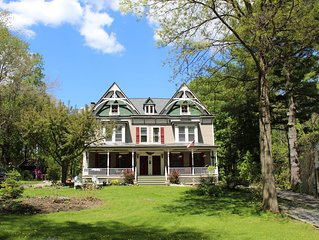 Grey Gables Circa 1887 Carpenter Gothic Victorian Duplex