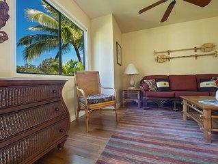 Hanalei Hideaway in Classic Hawaiian Style