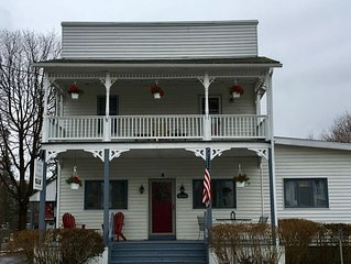 A spacious A airy, and comfortable two bedroom getaway rental located in the FLX