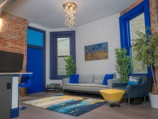 Chic OTR Condo in Downtown's Best Location