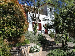 APHROULA'S STUDIO - for 2 - 3 persons in a beautiful, quiet corner of Greece
