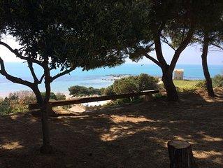 Stanza per 3 persone in contesto esclusivo presso Villa a pochi metri dal mare