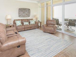 Phoenix Gulf Shores ~ 8th Floor ~ Three Bedroom with Three Baths!