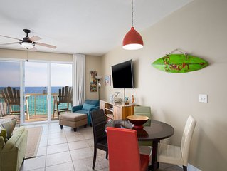 Vaca Right On the Gulf! Plenty of Amenities for the Entire Family to Enjoy!