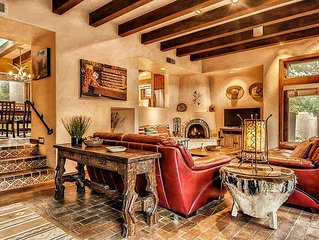Upscale Retreat Minutes From The Famous Santa Fe Plaza