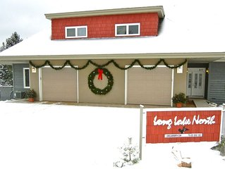 Family friendly Northern Wi.  Resort on Long Lake in Phillips, Price Co.Wi.