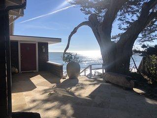 Spectacular Ocean Front Home