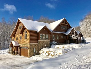 Plan a Ski Get Away. Week days still available.  Sleeps 24, living 5,462 sq ft.