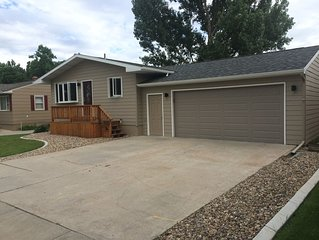Nice 4 bedroom home in Rapid City for 2020 Sturgis Rally. Great location!!!