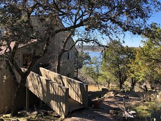 Panoramic Lake Travis Views Waterfront Home Windermere Oaks