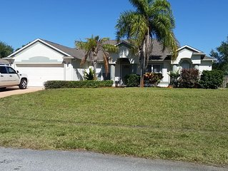 2000 sq ft Pool Home close to everything, beaches, restaurants, Civic Center...
