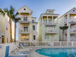 **Perfect Location** 3BR/3BA Beach House (2-Night Min)