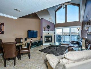 High End Ledges 4 Bed+Loft / 3 Bath Condo with Million Dollar View! Free Wi-Fi!