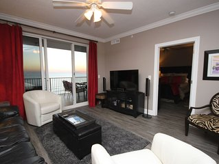 Gulf Front- Best Rates- Free Wi Fi 10'x30' Balcony. Completely Upupdated Jan