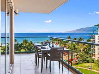 Maui Resort Rentals: Honua Kai - 3 Total Bedrooms,  6th Floor Ocean AND West Mau