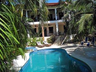 Casa Blanca,  Playa Guiones Gem, 7 minute walk to the beach