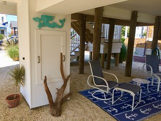 Beautiful New Home Just 1/2 A Block to the Beach and Boardwalk Attractions