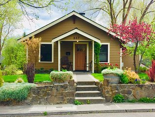 Historic Belle Millhouse in Bend, OR.  Walk to Downtown.vrbo