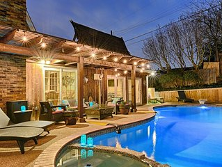 Heated Swim Pool, Hot Tub, Pool Table, Ping Pong, Darts, Foosball, Shuffleboard