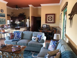 !!!Great Pricing!!! - Water Views, Privacy, Heated Pool, Beautiful New Home