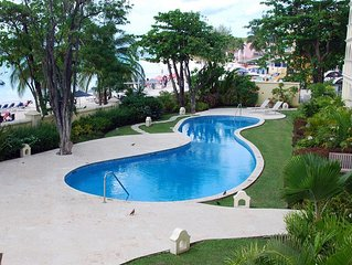 Sapphire Beach 109 - luxury 2 bedrooms serviced condo - Travel Keys