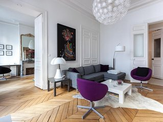 Boulevard de Sebastopol - luxury 2 bedrooms serviced apartment - Travel Keys