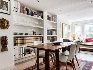 Garway Road II - luxury 2 bedrooms serviced apartment - Travel Keys