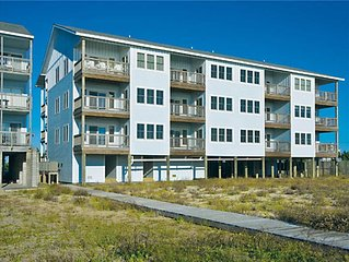 Breathtaking Oceanfront Views! Condo w/ Resort Pool & Elevator, Beach Boardwalk