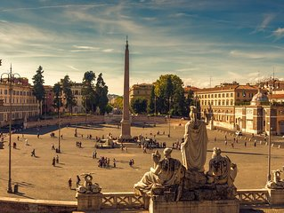 St+Peter 4 Bedroom Flat#The perfect location in Rome#Concierge#Fully airconditio