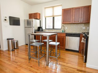 Cozy 3 bedroom, 2 baths in the heart of LES