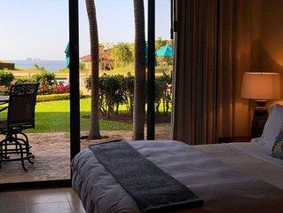 Ocean View Condo - Private Ocean Front Beach Club, Golf & Spa Resort