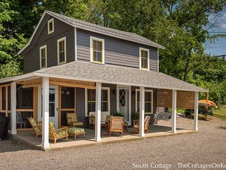 The Cottages on Keuka ~ South Cottage