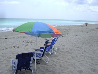 Oceanfront - Relax, Refresh, Revive & Escape! Beautiful Hutchinson Island