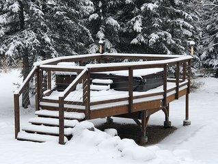 Gateway to Glacier National Park and Whitefish Ski resort
