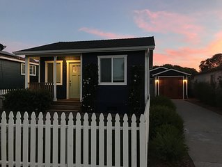 Located in the sunniest part of Monterey Bay and close to everything!