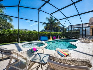 Villa REVO Orlando: all-in-one, inclusive 5 star vacation, close to Disney!