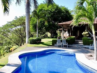 Casa Valle Escondido-Private Estate with Pool by Los Suenos!