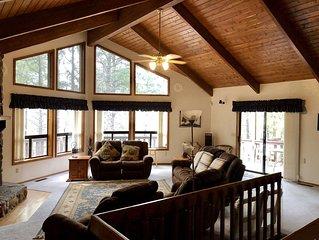 Ponderosa Pines Canyon home
