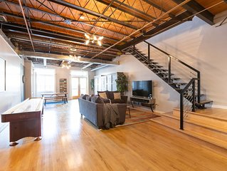 Multi Level Downtown Loft w/ Private Rooftop Deck (2 Blocks from Coors Field)