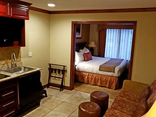Studio Suite Ski in Ski Out