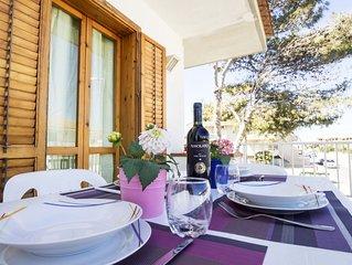 Casa Gelsomino, spaziosa e confortevole