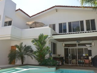 Casa Tropical Oasis - Custom Modern Beachside Casa with Private Pool!