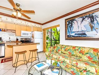 KUL716 - Beautifully Remodeled Beachfront Corner Condo in West Maui steps from t