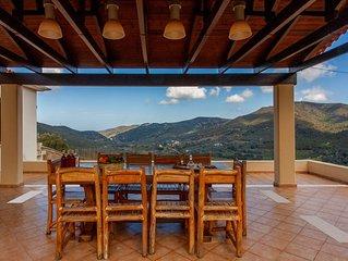Augusta Deres Cretan Mountain Retreat With View