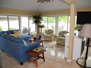 Perfect Getaway for Golfers and Families! Beautiful Moss Creek 3 BR!