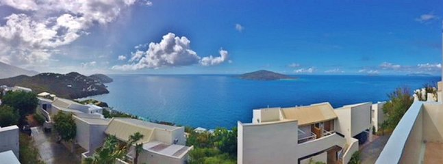 Panoramic View from the MBR Balcony!
